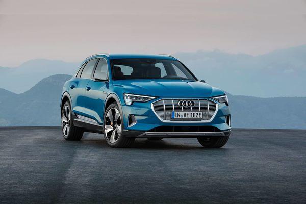 Audi e-tron España