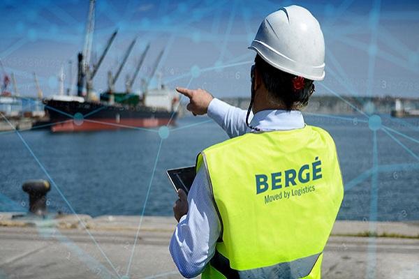 Bergé comienza su proyecto Estiba+ 2022 para digitalizar los puertos españoles