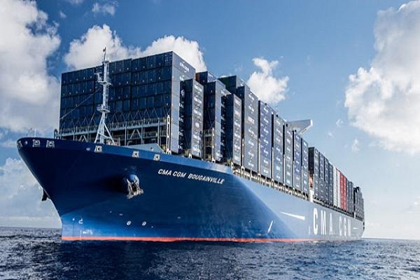 CMA-CGM integrará 50.000 dispositivos de seguimiento en sus contenedores