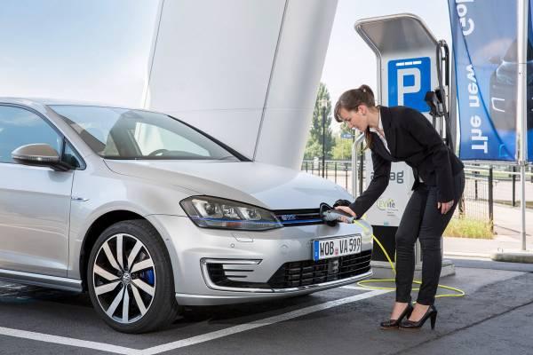 Coche eléctrico económico Volkswagen
