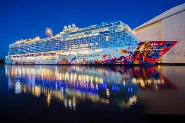 Dream Cruises fabricará el mayor crucero del mundo