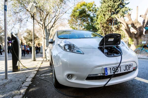 España cuota coches eléctricos Europa