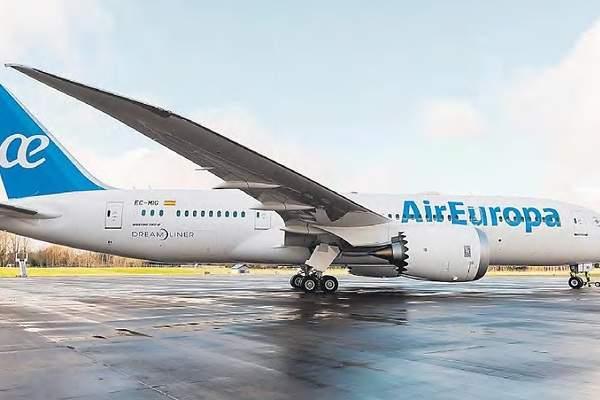 Globalia Air Europa Brasil