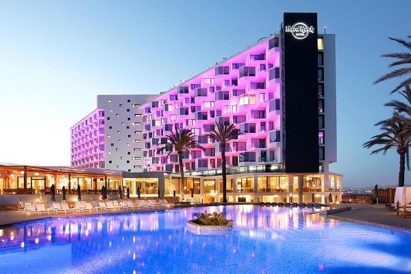 Hard Rock hoteles España
