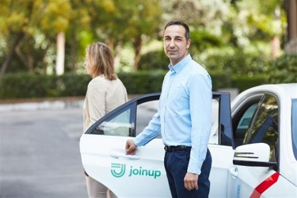 Joinup taxis Madrid