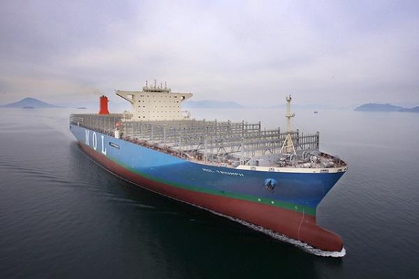 MOL pide nuevo buque para el transporte de GNL