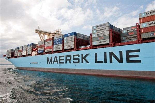Maersk lanza nuevo servicio que unirá Sudamérica con el norte de Europa