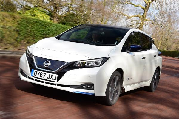 Nissan LEAF e+ baterías