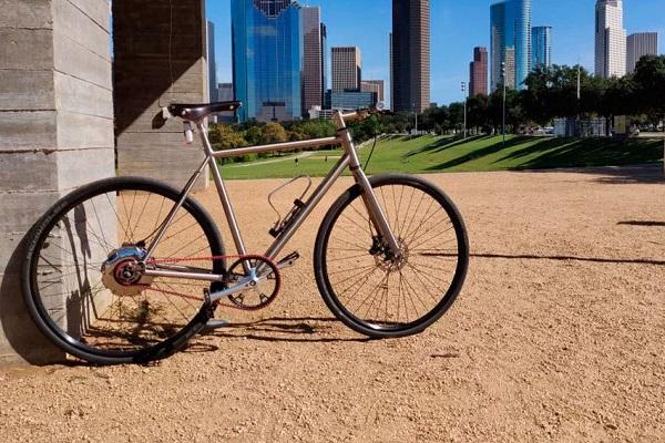 Nua bicicleta eléctrica