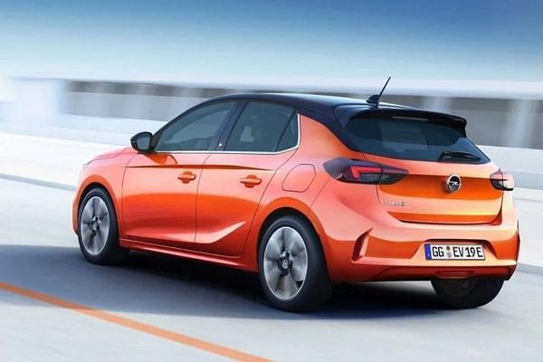 Opel eCorsa España