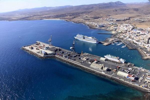 Puerto de Arrecife abre convocatoria para pavimentar explanada de terminal de contenedores
