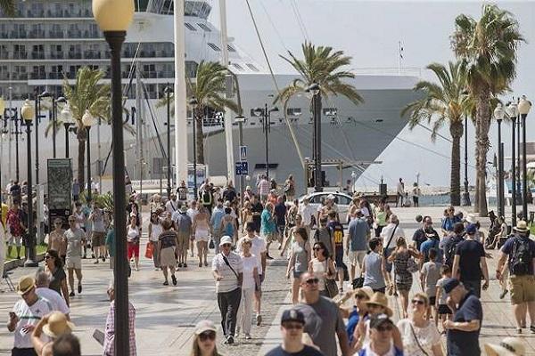 Puerto de Cartagena acogerá 240.000 pasajeros en 2019