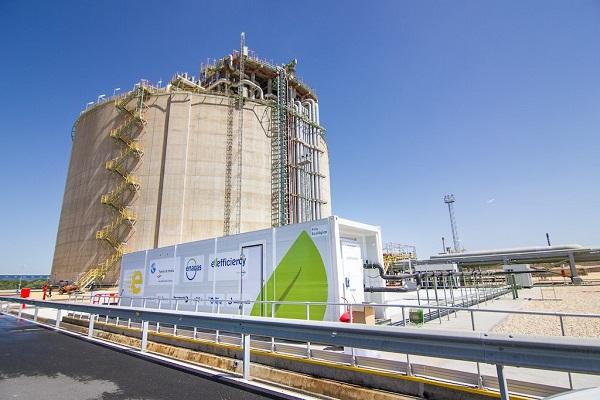 Puerto de Huelva se posicionará como referente al transporte de temperatura controlada
