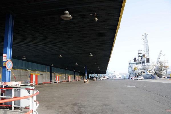 Puerto de Las Palmas reparará rampa del Muelle de León y Castillo
