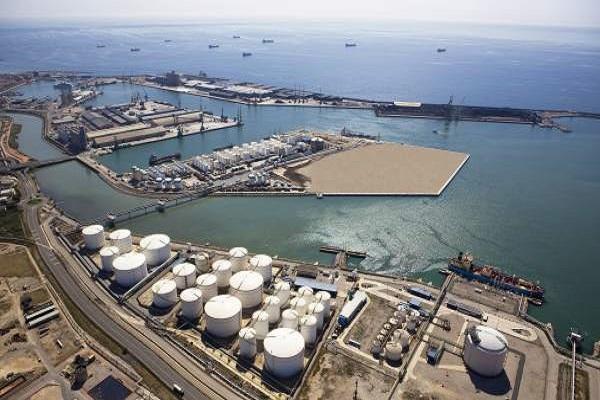 Puerto de Tarragona adecuará los accesos a la explanada del muelle Química