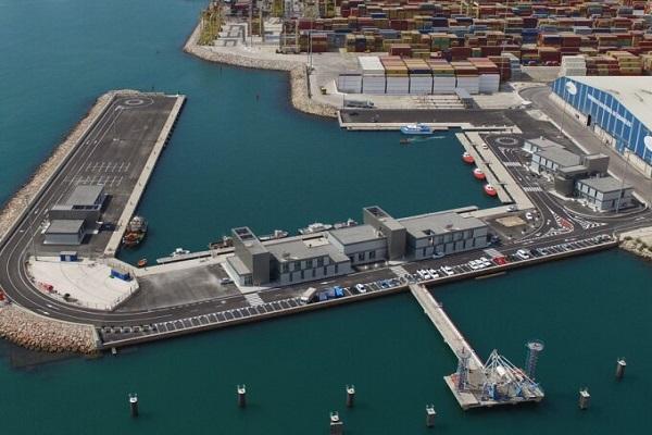 Puerto de Valencia quiere adecuar y ampliar el Muelle Sur