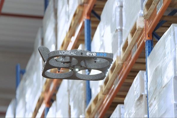Renault Trucks instala los drones de Hardis para su gestión de inventario