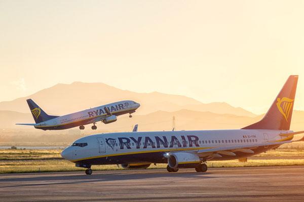 Ryanair verano 2020
