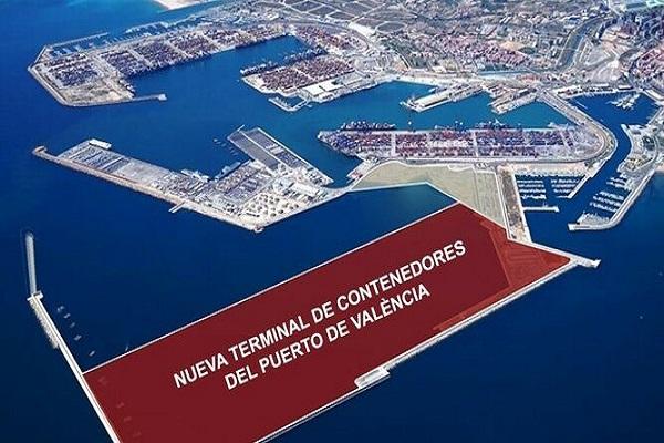 TIL oferta inversión de 1.011 millones de euros para Puerto de Valencia