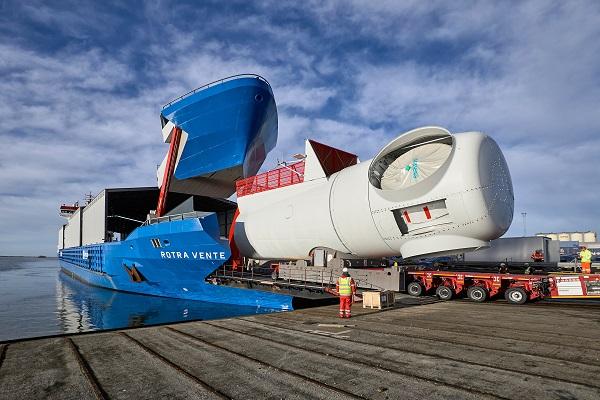 Tráfico portuario español distribuye el 44% de las toneladas a Europa