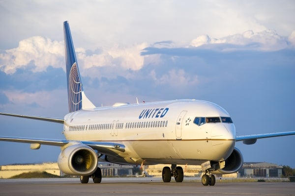 United Airlines Sevilla Nueva York 2020
