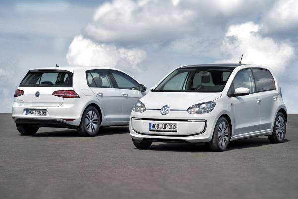 Volkswagen modelos eléctricos España
