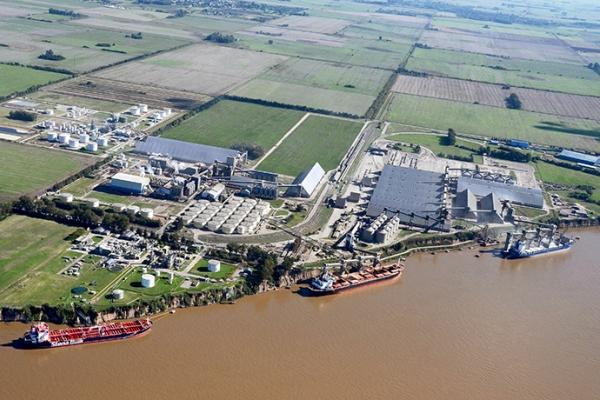 puertos de rosario hidrovia bolivia