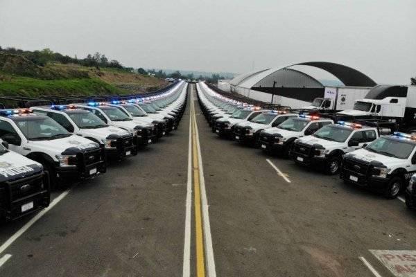 vehiculos puertos mexico