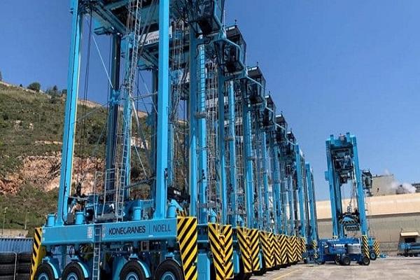 APM Terminals aumenta el rendimiento operativo en Puerto de Barcelona