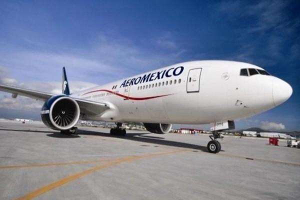 Aeroméxico México Barcelona