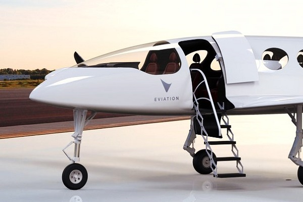 Alice vuelo comercial avión eléctrico 2022