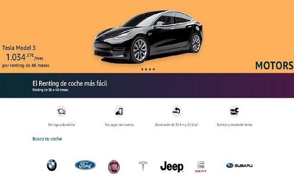 Amazon Motors