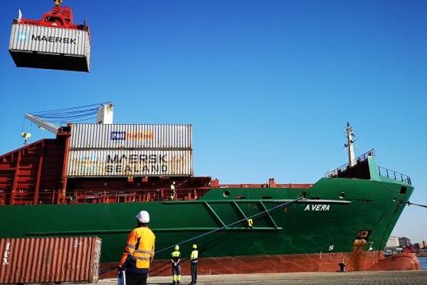 Autoridad Portuaria de Almería aumenta 10% el tráfico de mercancías hasta abril