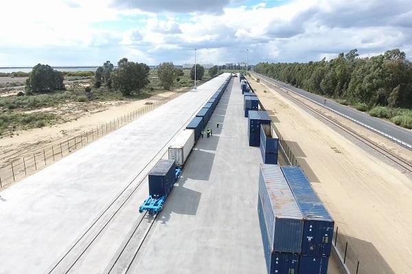 Autoridad Portuaria de Huelva se une al proyecto europeo I Rail