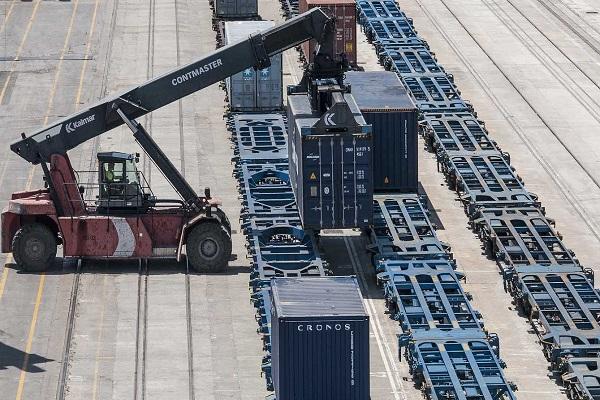Boluda inaugurará nuevo recorrido ferroviario en el Puerto de Vilagarcía