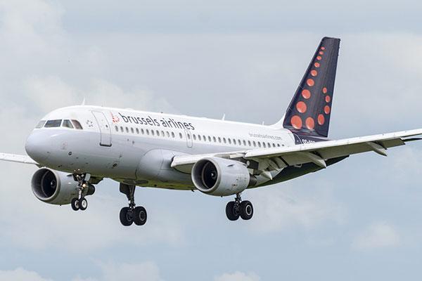 Brussels Airlines Valencia hub Bruselas