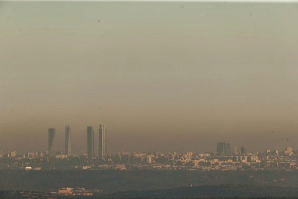 Contaminación España