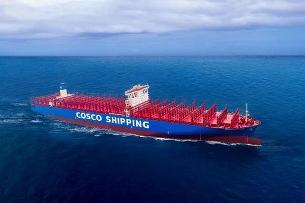 Cosco estrenará conexión feeder en el Puerto de Gijón