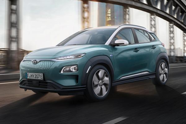 Hyundai Kona eléctrico mejor coche para flotas