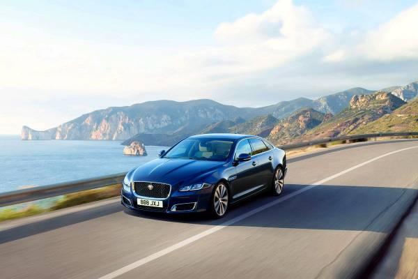 Jaguar XJ eléctrico España