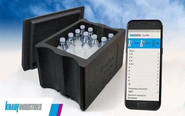 Knauf lanza nueva gama de envases inteligentes y sostenibles
