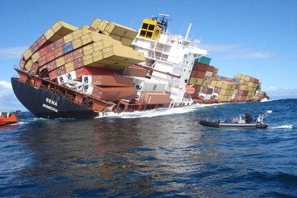 Los buques de carga forman un tercio de los accidentes marítimos
