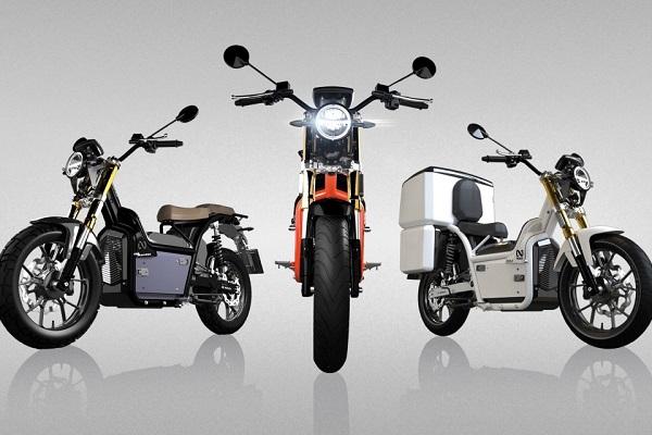 Nuuk Rieju motos eléctricas