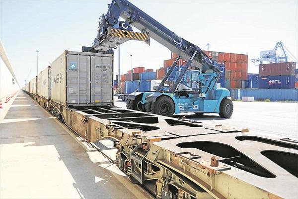 Puerto de Castellón aumenta la exportación a Marruecos hasta mayo