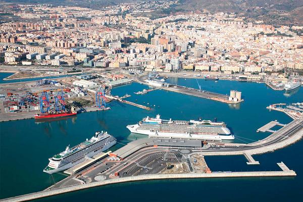 Puerto de Málaga redacta Plan Estratégico con medidas para próximos cuatro años