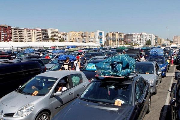 Puerto de Málaga se prepara para la Operación Paso del Estrecho 2019