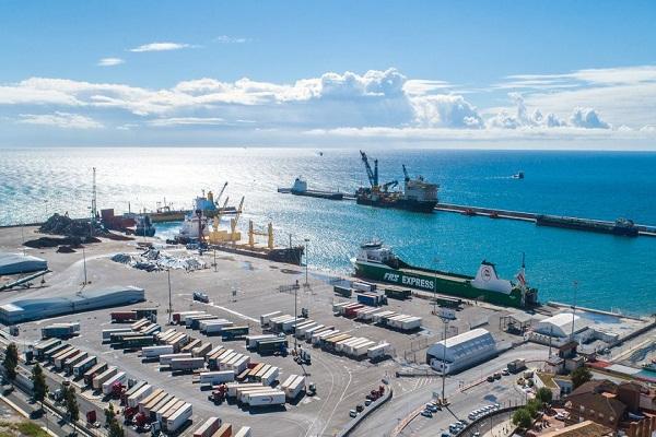 Puerto de Motril habilitará nuevas zonas portuarias para mejorar su seguridad