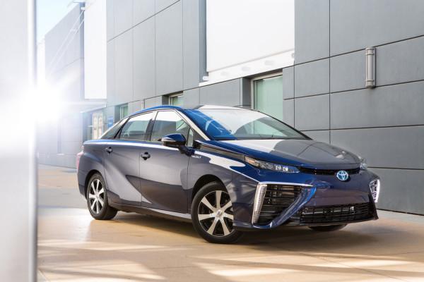 Toyota socio Asociación Española del Hidrógeno