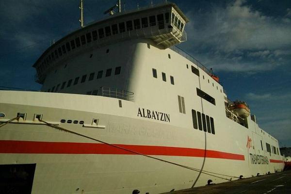 Trasmediterránea añadirá nuevo buque a ruta Cádiz-Canarias