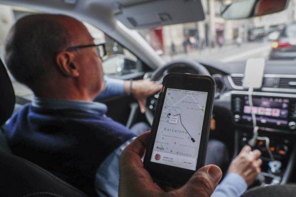 Uber Cabify multas Fomento